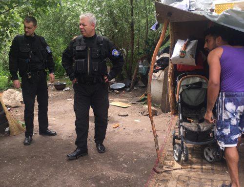 Poliția Locală Piatra Neamț: Adulți și minori depistați în adăposturi improvizate