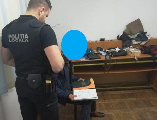 POLIȚIA LOCALĂ PIATRA NEAMȚ: Bărbat surprins când înșela cetățeni, solicitându-le bani în numele unei asociații umanitare