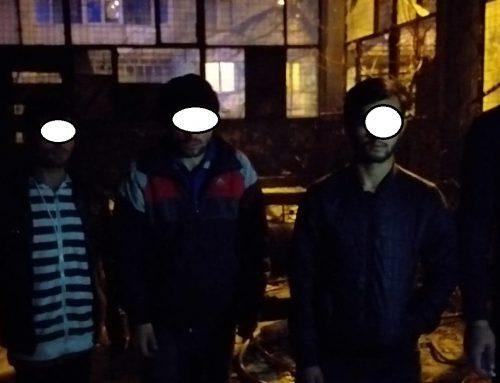 POLIȚIA LOCALĂ PIATRA NEAMȚ: Tineri din Buhuși, depistați că dormeau într-o centrală dezafectată
