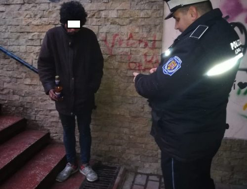 POLIȚIA LOCALĂ PIATRA NEAMȚ: Acțiune pentru combaterea cerșetoriei și a faptelor antisociale