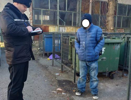 POLIȚIA LOCALĂ PIATRA NEAMȚ: Acțiune pe linie de prevenire și combatere a cerșetoriei și a faptelor antisociale