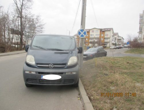 POLIȚIA LOCALĂ PIATRA NEAMȚ: Șoferi sancționați pentru opriri și staționări neregulamentare.