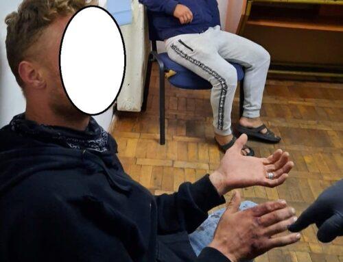 Poliția Locală Piatra Neamț: Scandal între oamenii străzii, aplanat de echipajele Biroului Ordine Publică