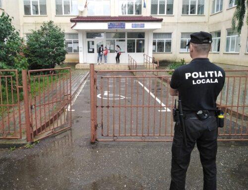 Poliția Locală Piatra Neamț: Evaluarea Națională în condiții de siguranță, ordine și liniște publică.