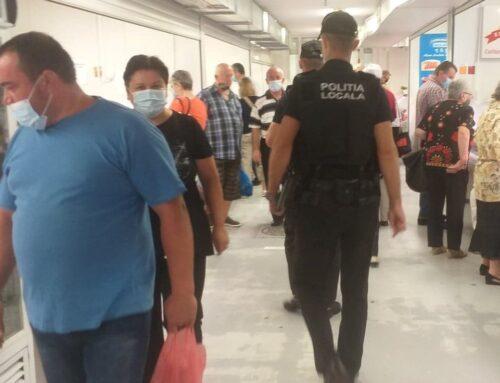 Poliția Locală Piatra Neamț: Acțiune de prevenire și combatere a răspândirii SARS COV2.
