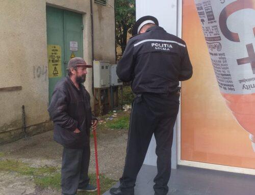 Poliția Locală Piatra Neamț: Acțiune de pe linia combaterii cerșetoriei