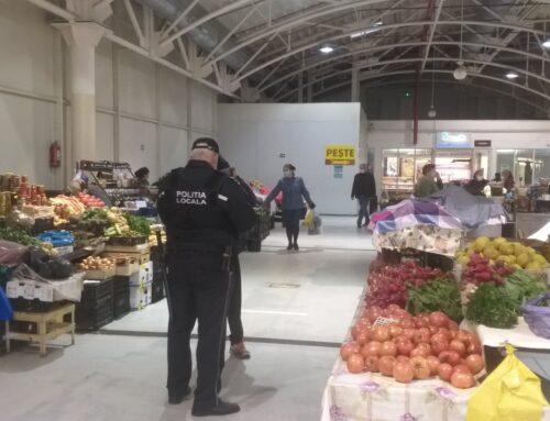 Poliția Locală Piatra Neamț: Acțiune de informare asupra importanței purtării măștii de protecție