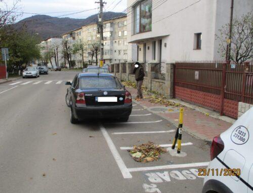 Poliția Locală Piatra Neamț: Prins la volan, cu permisul anulat acum 5 ani.