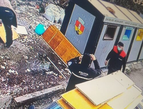 Poliția Locală Piatra Neamț: Susținem un mediu curat!